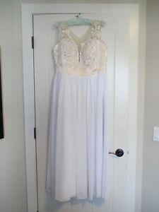Grad Dress - Size 14