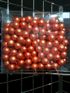 Coloured ball Ornaments with wires