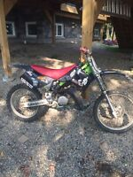 1998 kx 125 up for swap/trade