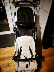 Pousette baby jogger city select