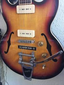 Gibson Midtown P90 in Fireburst