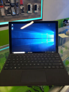 512GB Surface Pro 6 w/ keyboard: Core i7-8650U & 16GB RAM