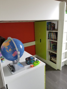 Children's Ikea STUVA Loft Bed