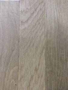 White oak floor material