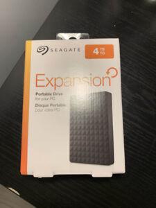 Seagate Expansion Portable Hard Drive