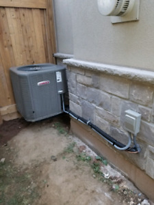 Ac Repair - Ac installation - Duct work - Relocations - Gaslines