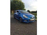 Vauxhall Corsa VXR 2014 - Arden Blue 21k Miles