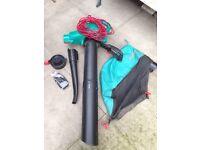 Bosch 300 watt leaf blower/vacuum/mulcher