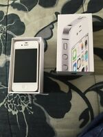 Bell iPhone  4s 8gb 100$ obo