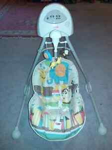 Infant Baby Swing Fisher Price