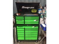 "Snap on 40"" stack like new"