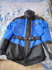 Frank thomas motorcycle jacket