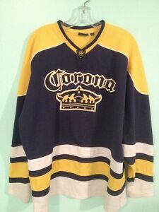 CORONA HOCKEY JERSEY MENS L