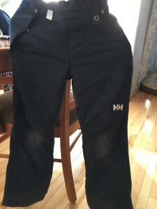 Helly Hansen Jr Navy Blue Ski Pant
