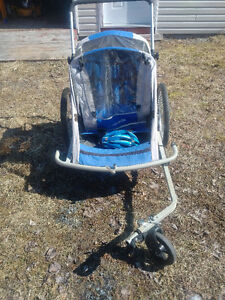 Voyager bicycle trailer / jogger