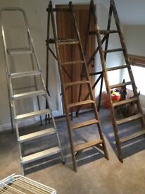 3 sets of ladders reduced