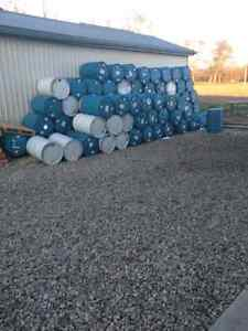 Food grade! Barrels for sale!! Plastic/ metal