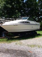 1986 Searay Sundancer 24 foot