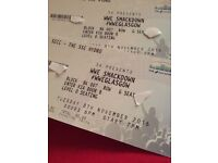 2 RINGSIDE WWE Smackdown live tickets