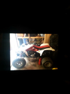 400Ex and Kx250 Trade Pair for 3wheeler,dirtbike  ATV