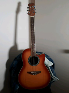 Applause Ovation Electric-Acoustic