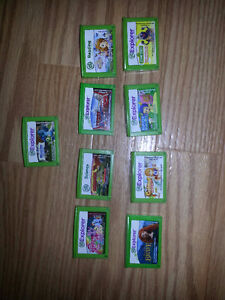 2 Leap Frog Games for Various Leap Frog Systems Kitchener / Waterloo Kitchener Area image 1