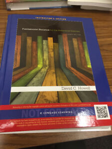 Statistics for the behavioral sciences buy or sell books in fundamental statistics for the behavioral sciences hard cover fandeluxe Image collections