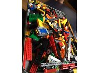 All sorts Lego pieces