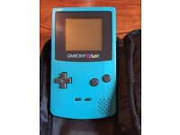 Game boy mint condition with 9 games £60