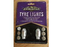 Tyre lights