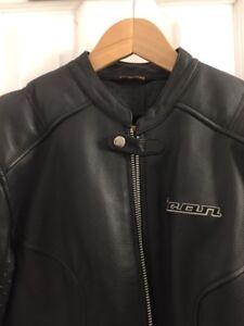 Manteau moto Icon femme women jacket
