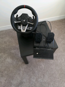 Racing wheel for PC and PlayStation
