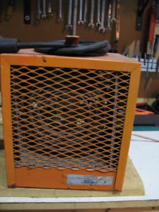 4800 WATT 220v construction garage Heater ECH-48
