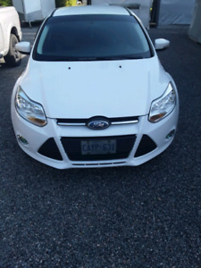 2013 Manual Ford Focus SE