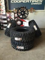 "Chevy Silverado/Ford F-150 17"" Mud Tire and Rim Package"