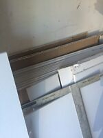 Drywall ends
