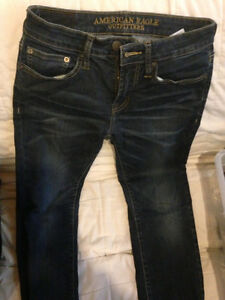 American Eagle jeans size 28x30