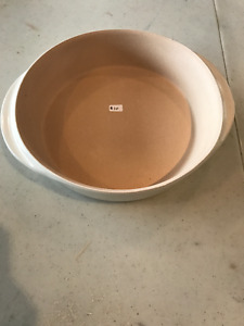Pampered Chef Stoneware and Plates
