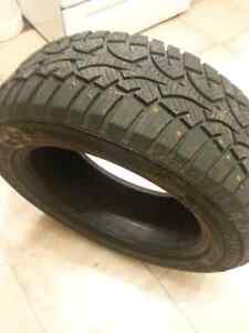 Hercules Winter Tires 205/55/16 full set.