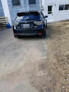2012 Subaru wrx hatch