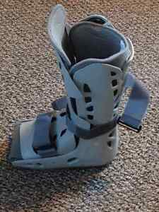 aircast walking boot instructions