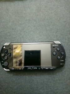 Sony PSP 2001 game consol