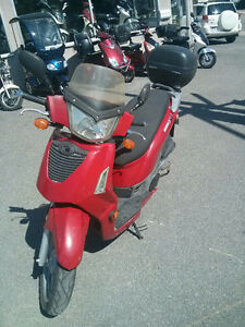 Scooter Kymco People S 2008 à vendre!
