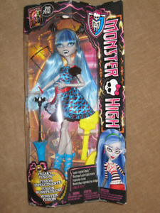 Monster High Freaky Fusion Ghoulia