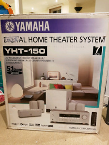 Yamaha home theater system YHT-150