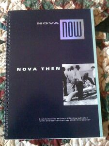 NOVA NOW NOVA THEN  - Commemorative Edition of NOVA Now Sarnia Sarnia Area image 1