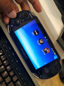 PsVita for sale, with 3games and sdcard
