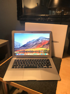 Macbook Air 13in, Latest Model, MINT Condition, Warranty Left