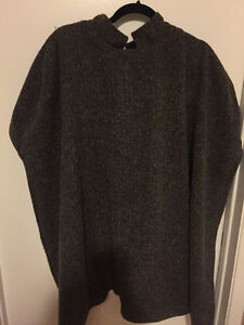 Men's Adaptive Clothing - Cape - Great for Man in Wheelchair