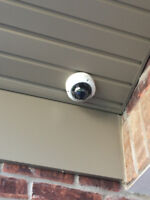 Security Cameras - High Quality, Professional Installations